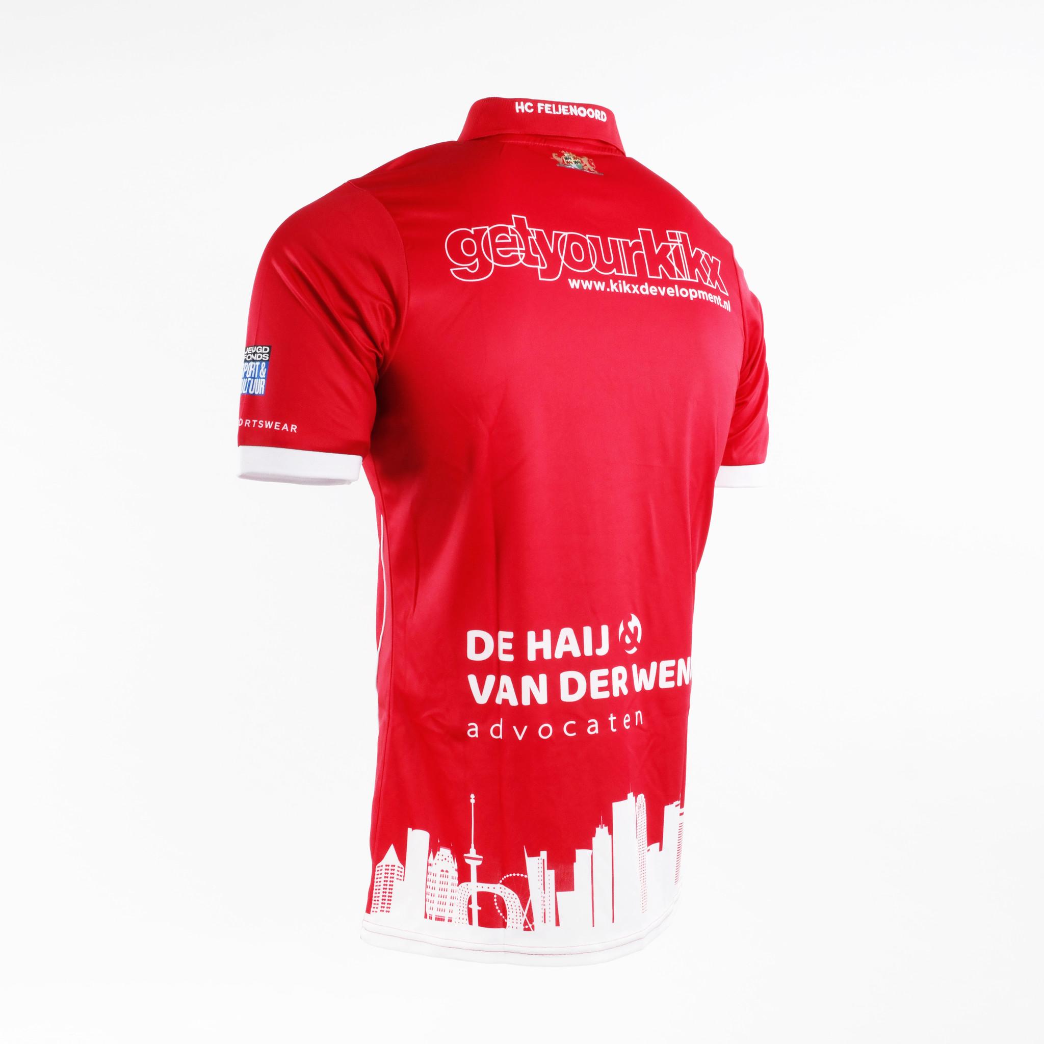 Klupp MAAT HC Feijenoord Jongens Shirt JUNIOR