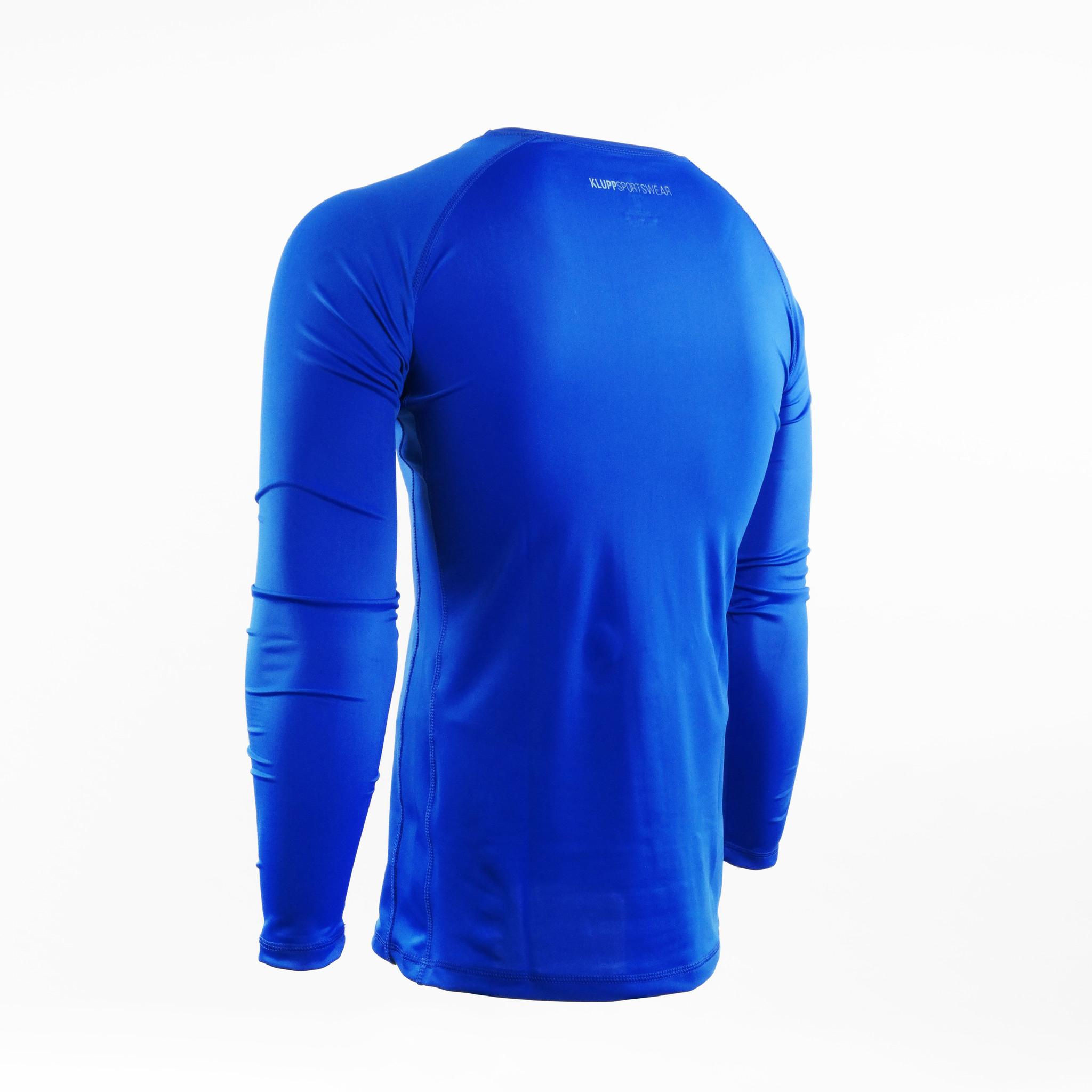Klupp CAT Thermoshirt, Blauw