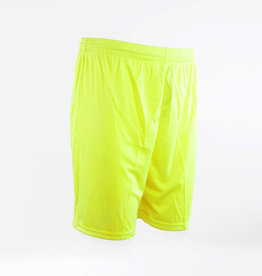 Klupp CAT Keeper Short Neon, Geel