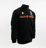 TEST - Tracksuit Jacket - Black