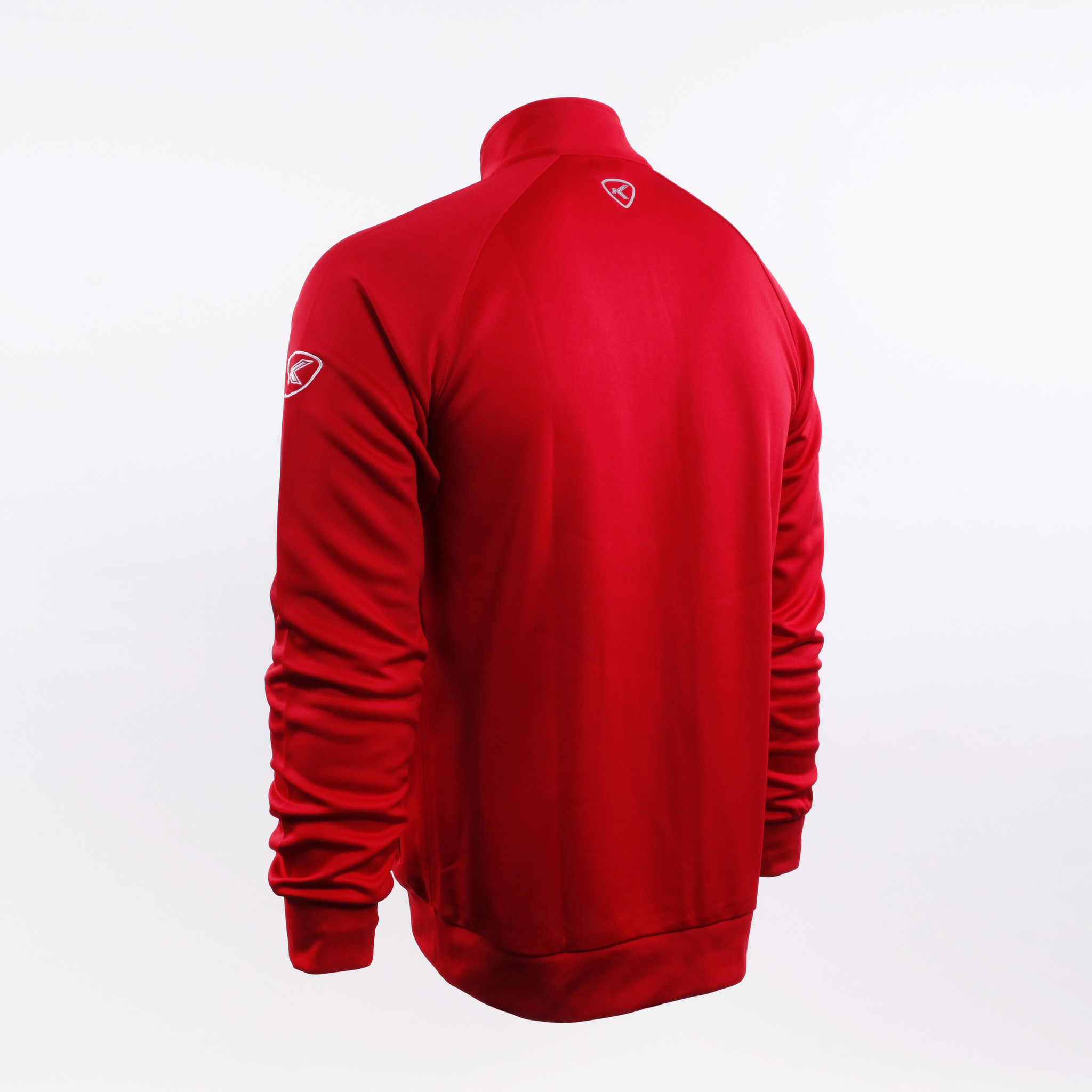 TEST - Tracksuit Jacket - Red