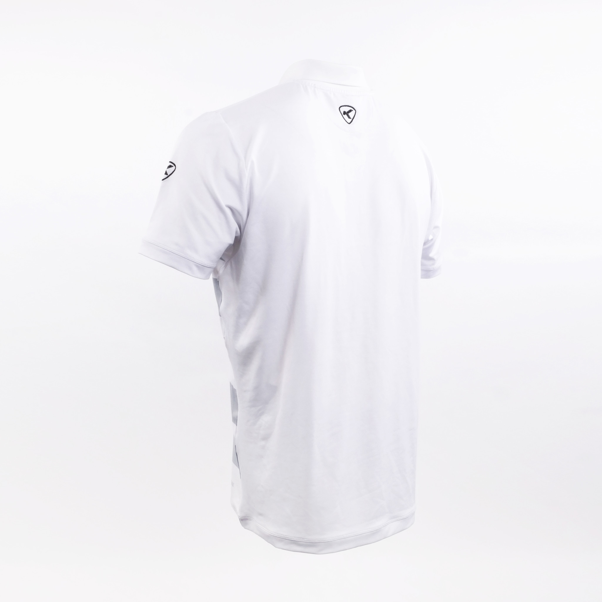 TEST - Polo White