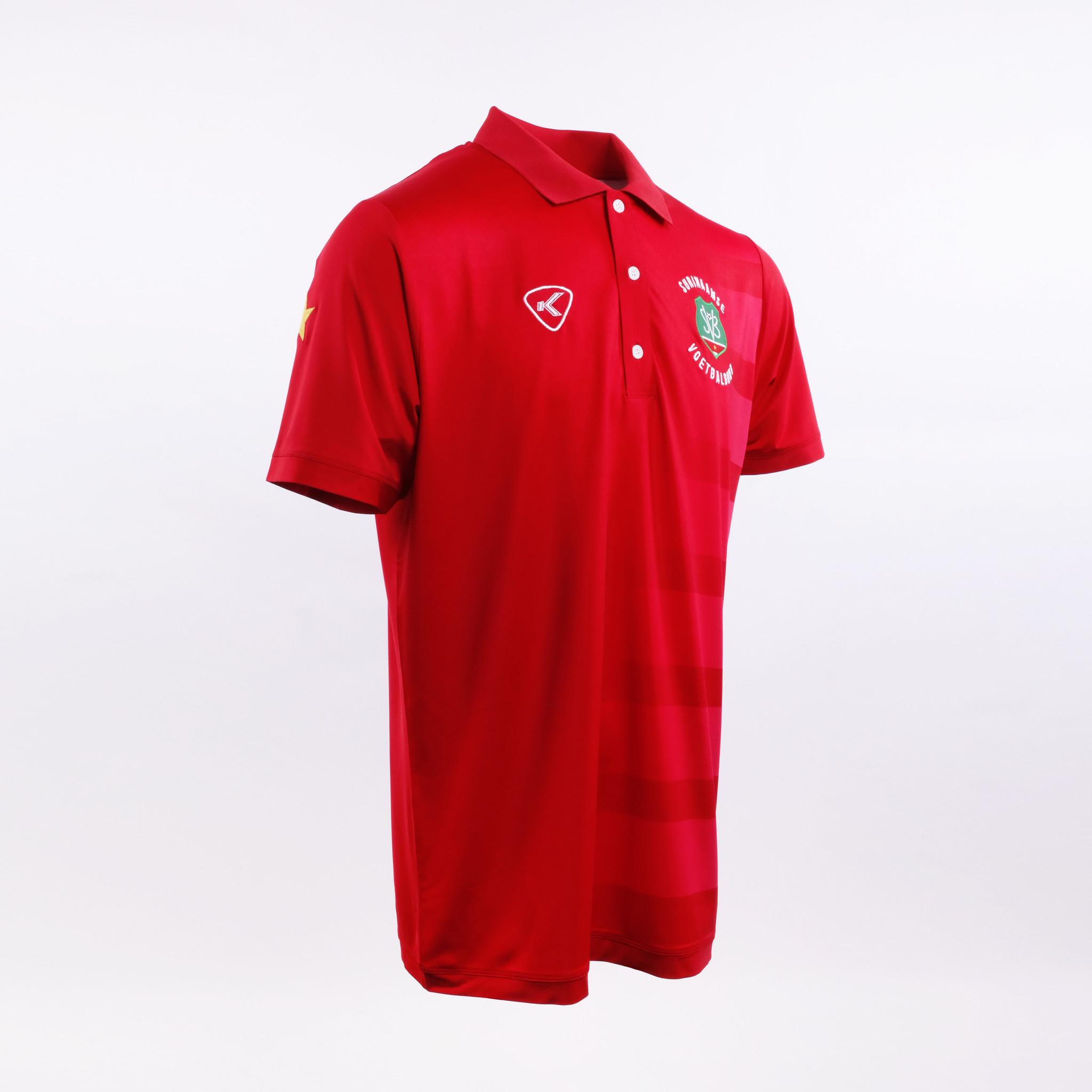 TEST - Polo Red