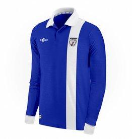Klupp MAAT Keeper shirt Barendrecht slim fit, Royal