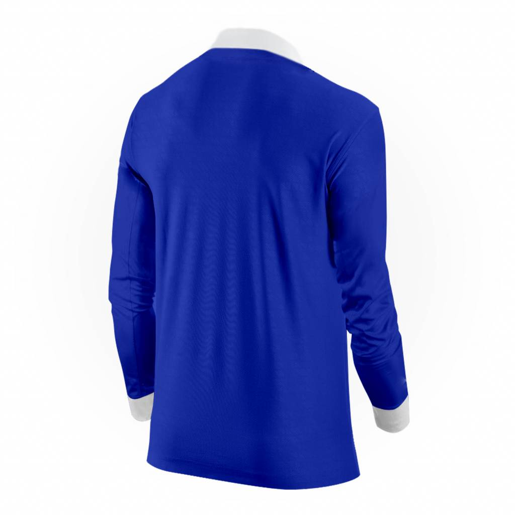 Keeper shirt Barendrecht slim fit met padding, Royal