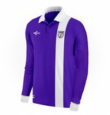 Keeper shirt Barendrecht slim fit, Paars
