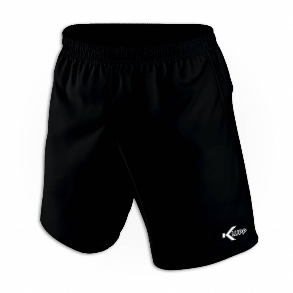 Klupp MAAT Keeper short Barendrecht, Zwart