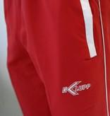 Klupp MAAT Presentatie broek Barendrecht, Rood/Wit