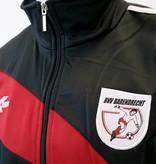 Klupp MAAT Training jack Barendrecht, Zwart/Rood