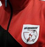 Klupp MAAT Training jack Barendrecht, Rood/Zwart