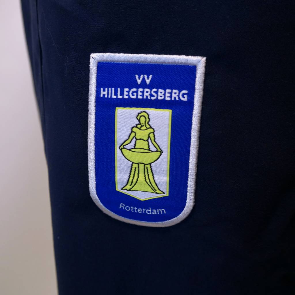 Klupp MAAT Presentatie broek vv Hillegersberg, Navy