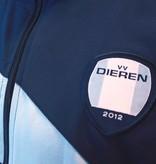 Klupp MAAT Presentatie jack vv Dieren, Navy/Sky