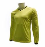 Klupp CAT Keeper shirt Neon, Geel