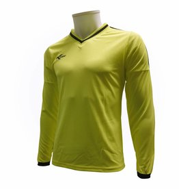 Keeper shirt Neon, Geel