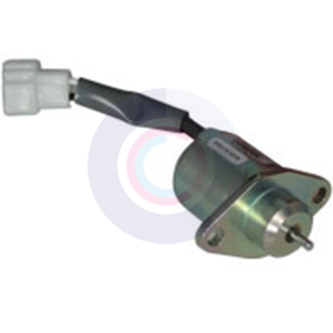 Solenoid Integrated