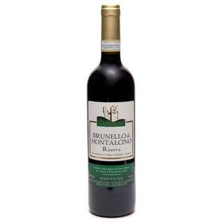 Il Valentiano Brunello di Montalcino Campareri Riserva 2012, 100% Sangiovese