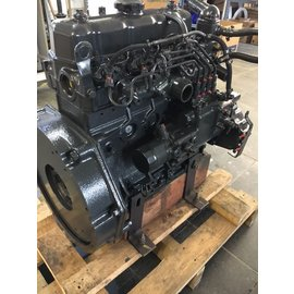 Mitsubishi Mitsubishi K4C Motor im AT in Weidemann Hoflader /  Schaeff Bagger / Samofa u.a