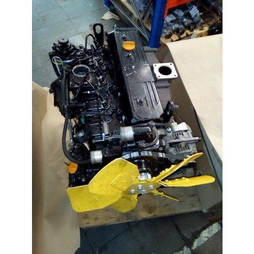 Yanmar Yanmar 4TNE98 Motor im AT in Neuson,Weidemann