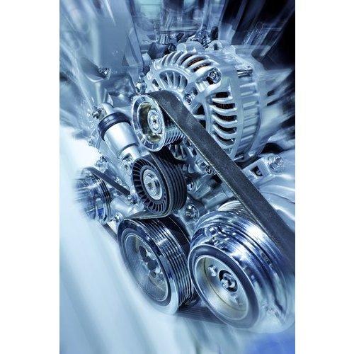 Mitsubishi Zylinderkopf für Mitsubishi S4S Motor mit Ventilen im AT