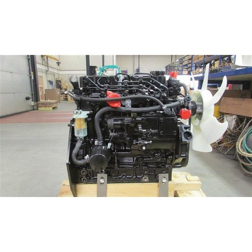 Mitsubishi Mitsubishi S4L-2 Neu Motor für TEREX Minibagger -Schaeff Bagger