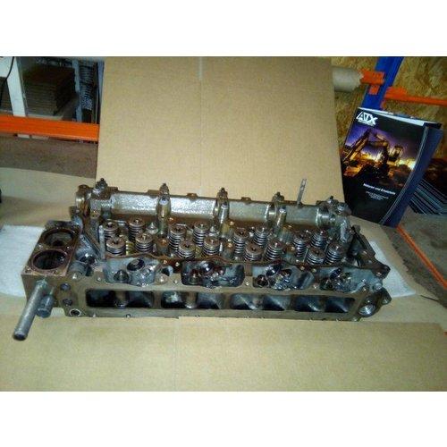 Isuzu Zylinderkopf mit Ventilen für Isuzu 4HK1 Motor