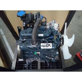 Kubota Kubota D1105-T Standard Neu Motor komplett