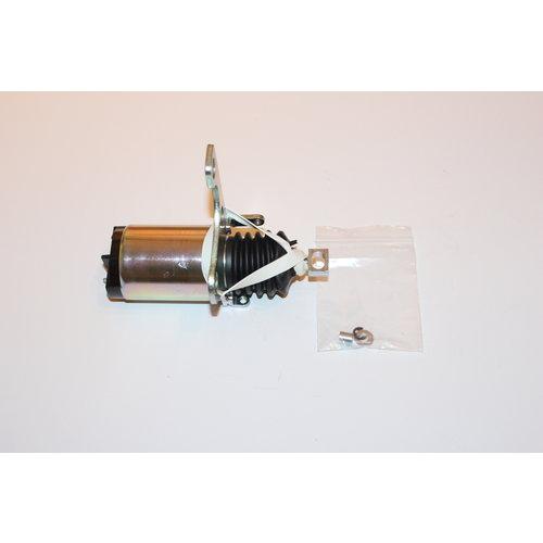 Mitsubishi Abstellmagnet / Absteller / Solenoid  für Mitsubishi S4Q2 in Terex / 32A6109010