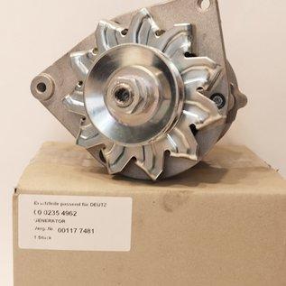 Deutz Lichtmaschine Neu für Deutz Motor F1L912 F2L912 F3L912 F4L912 F6L912