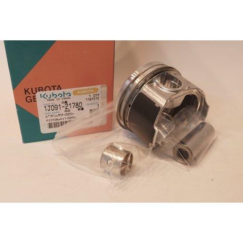 Kubota Kolben in +0,50mm komplett für Kubota D902 Motor