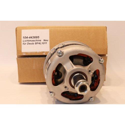 Deutz Lichtmaschine Neu für Deutz F2L1011+F3L1011+F4L1011 Motor