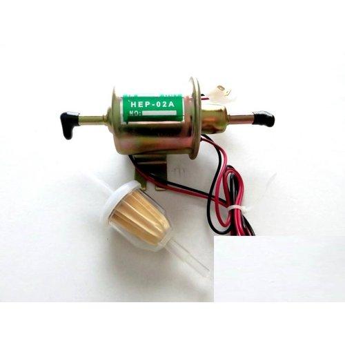 Mitsubishi 12 Volt Kraftstoffpumpe,Förderpumpe, Benzinpumpe für Yanmar,Kubota,Mitsubishi