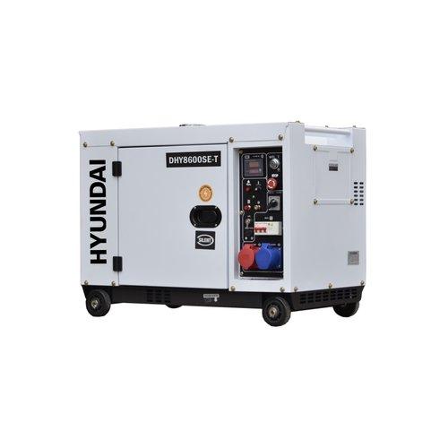 Hyundai HYUNDAI Diesel Generator DHY8600SE-T D