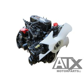 Mitsubishi Mitsubishi L3E Motor NEU Volvo Minibagger