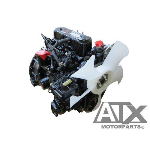 Mitsubishi Mitsubishi L3E Motor Neu für Terex, Volvo, Peljob, Hanix Minibagger u.a