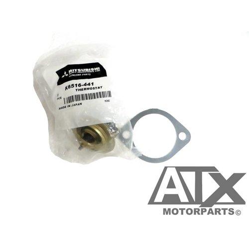 Mitsubishi Thermostat für Mitsubishi Motor K3B,K3D,K3E,K4D,K4E,S3L2,S4L2