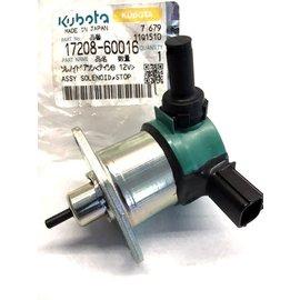 Kubota Absteller Motorabsteller Solenoid für Kubota D1105 D905 V1505 / V1305 Motor