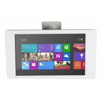 """Wall or desk mount for Microsoft Surface Pro 4 12.3"""" white Fino"""