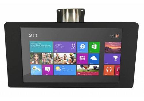 """Bravour Soporte para Microsoft Surface Pro 4 12.3"""" escritorio/pared Fino, negro/acero"""