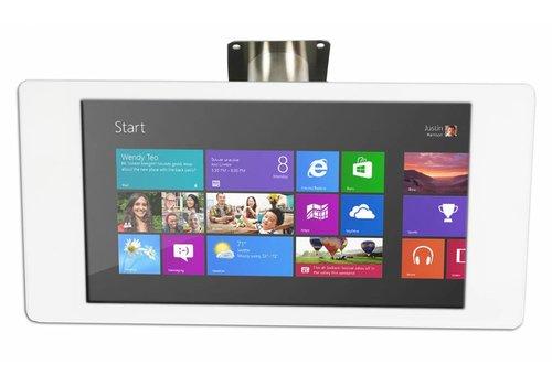 """Bravour Microsoft Surface Pro 4 12.3"""" montaje escritorio/pared Fino, blanco/acero"""