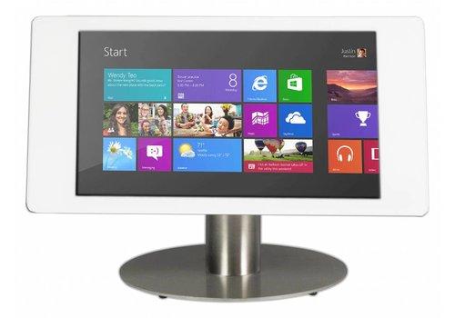 """Bravour Soporte tablet Microsoft Surface Pro 4 12.3"""" escritorio blanco/acero Fino"""