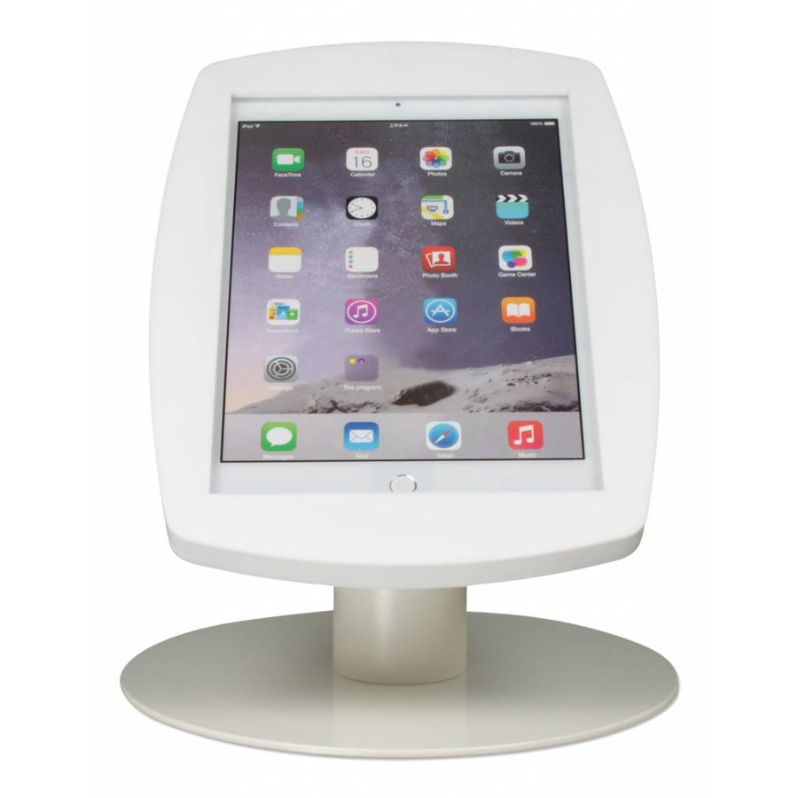 Desk stand for iPad Air, iPad Air 2 & iPad Pro 9,7 white Lusso