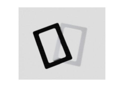 Bravour Marco para cubrir botones de inicio para tablets Samsung