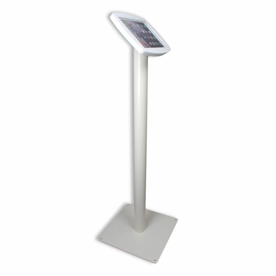Floor stand for iPad Air2/Pro 9,7 white Lusso