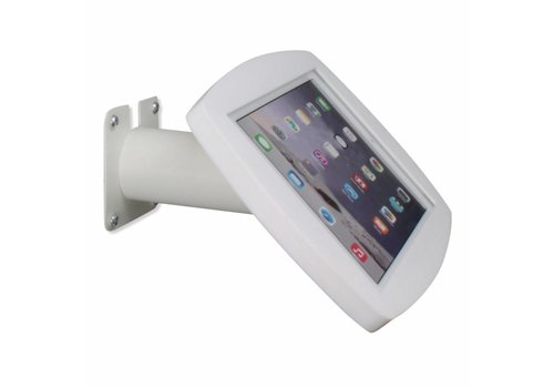 Bravour iPad casing wall/table mount, Air2/Pro 9,7 white, Lusso