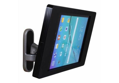 """Bravour Soporte para Samsung Galaxy Note Pro 12,2"""" cassette negro o blanco con brazo flexible (125 mm, 300 mm, 450 mm), Flessibile"""