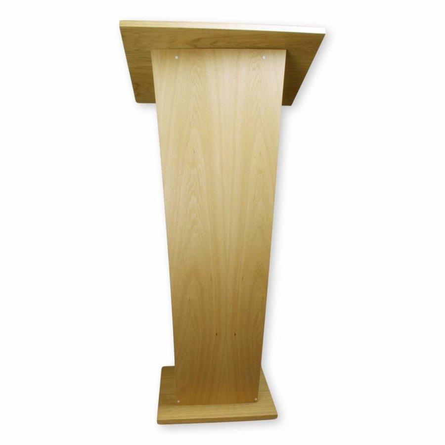 Castor - Hermoso diseño en madera con curva frontal