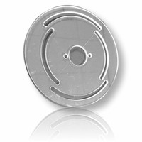 Rotating disc for the cassette