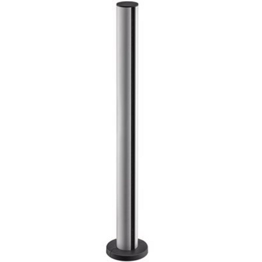 Tubos base para soporte de escritorio