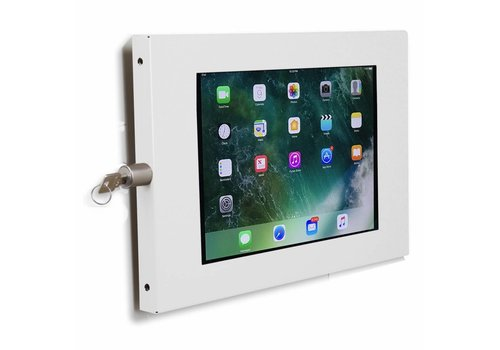 "Bravour Tablet wall mount flat Ferro for iPad 10.5""  white"
