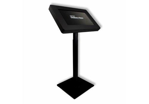 """Bravour Tablet vloerstandaard voor Samsung Galaxy view 18,4"""", Fino, zwart"""